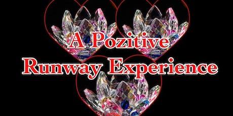 "New York Fashion Week ""A Pozitive ViBez Runway Experience Edition"" tickets"