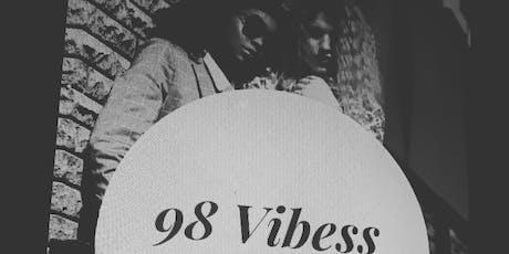 98 Vibess tickets