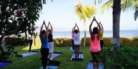 Outdoor Yoga Then Hangout tickets