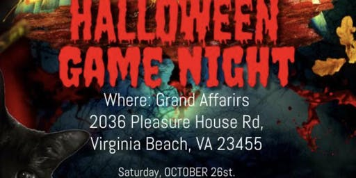 Halloween Costume Game Night