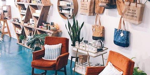 Holy City AF Self-Care Soirée at Wild Craft