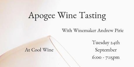 Apogee Wine Tasting biglietti