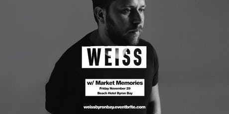 Weiss (UK) Byron Bay tickets