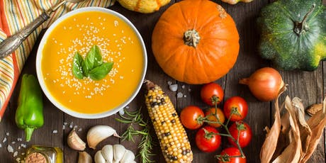 Fall Family Dinners & Easy Entertaining  tickets