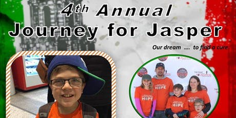Journey for Jasper 2019 tickets