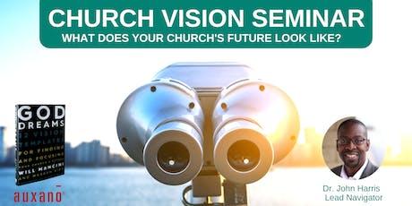 FREE Church Vision Planning Seminar tickets