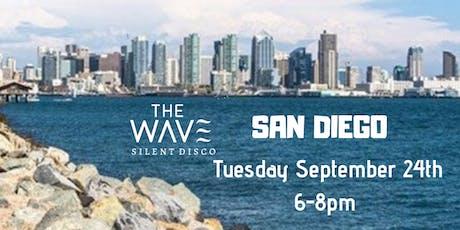 The Wave Silent Disco -San Diego  tickets