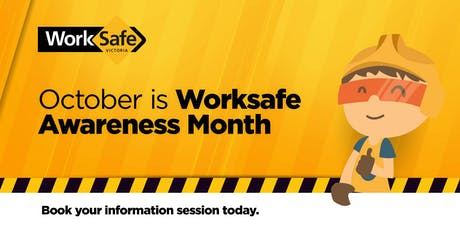 The Gordon WorkSafe Month Information Sessions. tickets
