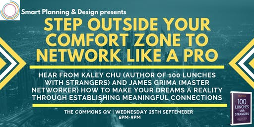 Step Outside Your Comfort Zone to Network like a Pro