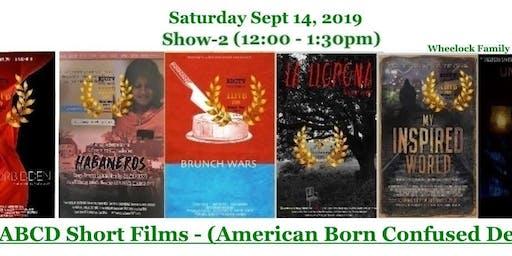 ABCD films of Indian Diaspora