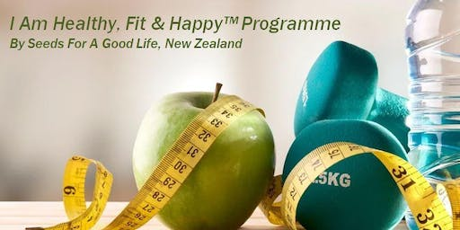 I Am Healthy, Fit & Happy™ Programme - Coaching & Nutrition for Weight Loss