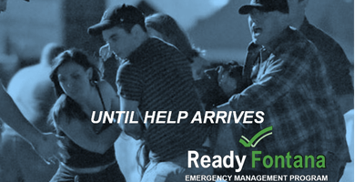 Until Help Arrives Course for October 2019