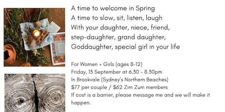 Zim Zum Women + Girls Circle tickets