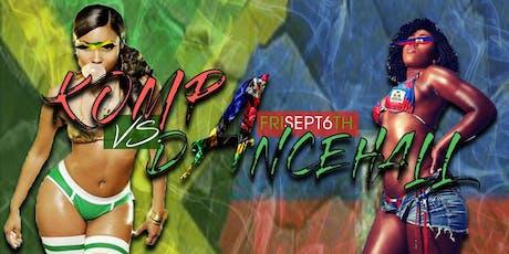 KOMPA VS. DANCEHALL tickets