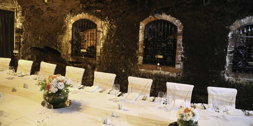 Underground Dining at Seppelt Wines