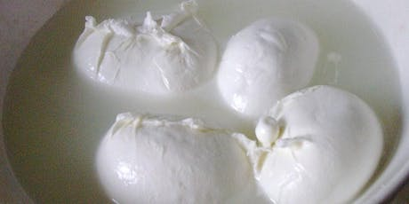 QUICK CLASS: Fresh Mozzarella & Ricotta tickets