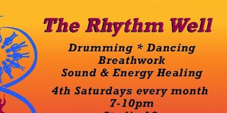 Rhythm Well- Drum Dance & Breathwork Circle tickets