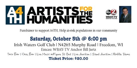 Artists for the Humanities Fundraiser tickets