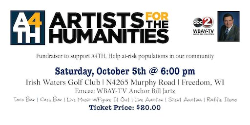 Artists for the Humanities Fundraiser