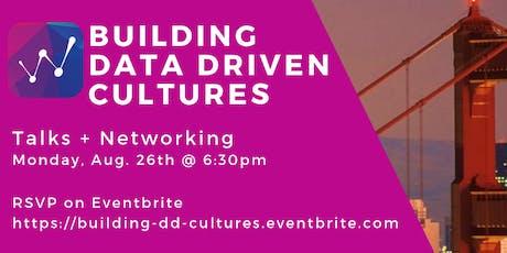 Building Data-Driven Cultures tickets