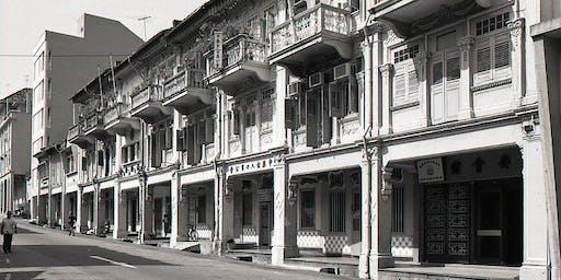 Chinatown Walking Tours - Bukit Pasoh Heritage Trail
