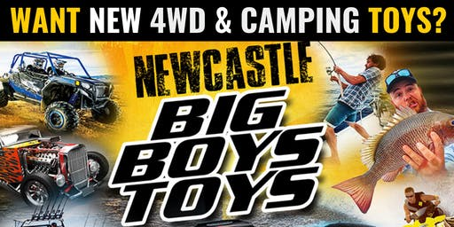 Visit All Four x 4 Spares SITE 5 at Big Boys Toys Expo in Newcastle