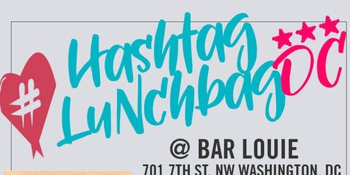 Hashtag Lunchbag DC