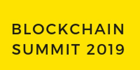 Blockchain Summit 2019 tickets