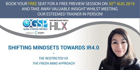 Free Preview Session Shifting Mindset tickets