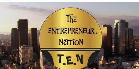 The Entrepreneur Nation - Anniversary Party - Ottawa tickets