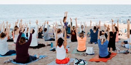 Full Moon Beach Yoga and Live Music tickets