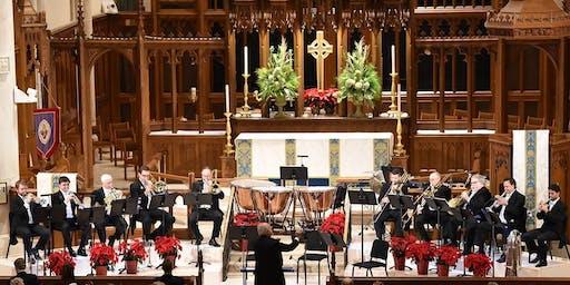 The Atlanta Symphony Brass Holiday Concert