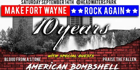 Make Fort Wayne Rock Again tickets
