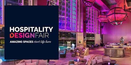 Hospitality Design Fair tickets