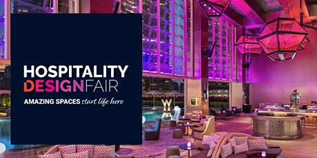 Hospitality Design Fair tickets