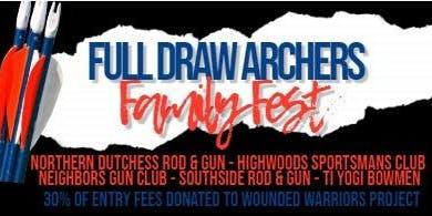 Full Draw Archers Family Fest (Archery)