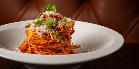 PASTA MAKING CLASS & DINNER SERIES WITH CHEF DANIEL ROY PT. 2 tickets