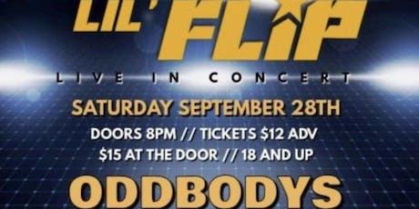 Lil' Flip Live in Dayton,OH tickets