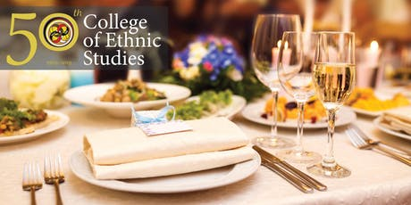 SFSU College of Ethnic Studies 50th Anniversary Gala Dinner tickets