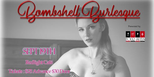 Bombshell Burlesque: Roux La La's Birthday Bash!