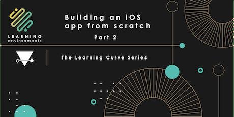 Building an iOS app from scratch: Part II tickets