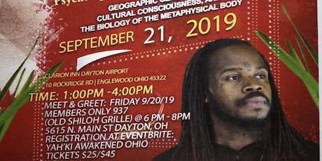 Yah'Ki Awakened Ohio tickets