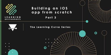 Building an iOS app from scratch: Part III tickets