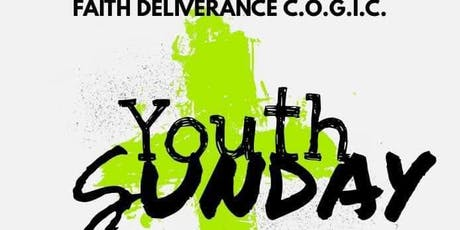 Youth Sunday with Generation Faith tickets