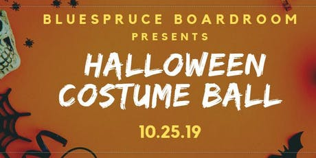 Halloween Costume Ball tickets