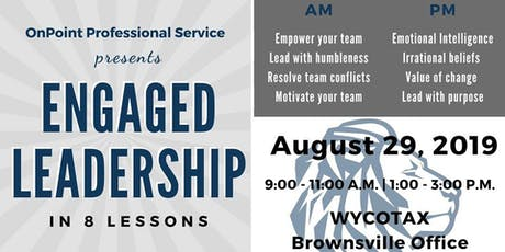 8 Lessons on an Engaged Leader tickets
