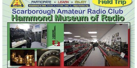 Field Trip - Hammond Museum of Radio tickets