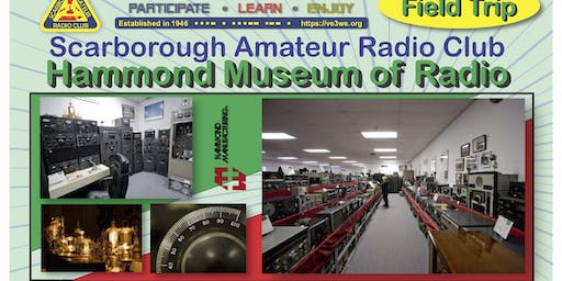 Field Trip - Hammond Museum of Radio