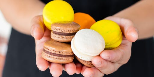 Macaron Class by Chef Claudia