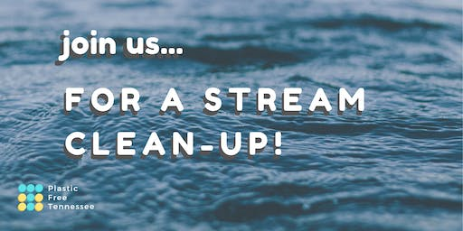 Stream Clean Up at North Creek Park, Goodlettsville
